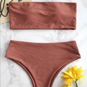 Bandeu High-Waisted Bikini